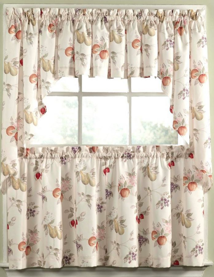 Ordinaire Other Photos To Fruit Kitchen Curtains