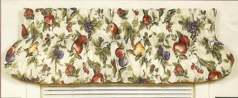 Other Photos To Fruit Kitchen Curtains