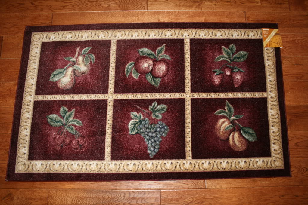 Fruit Kitchen Rugs Photo 11