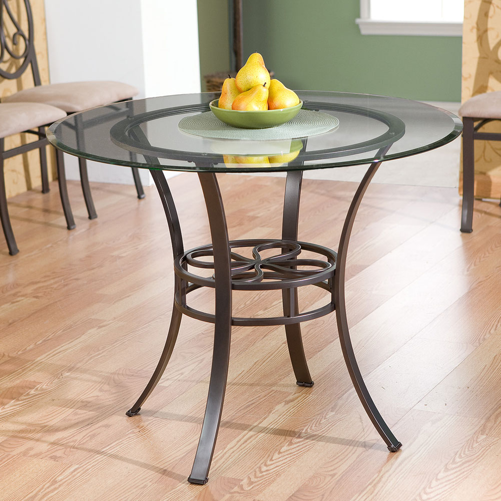 glass kitchen tables kitchen ideas - Glass Kitchen Tables
