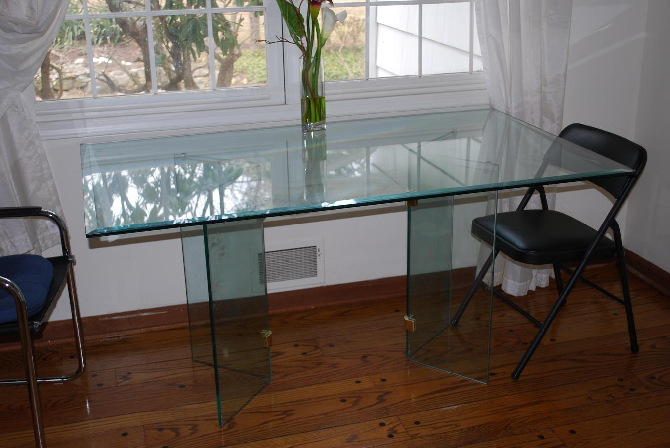 Glass Kitchen Tables Interior Home Design With Glass