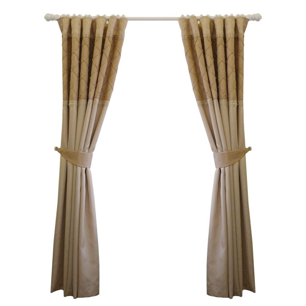 Gold kitchen curtains photo 4 kitchen ideas - Kitchen curtains pinterest ...