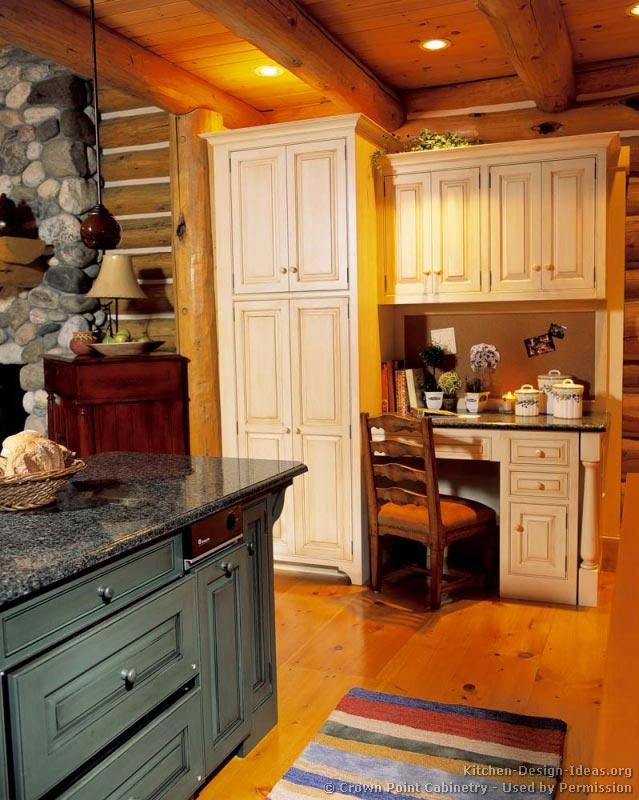 Green kitchen appliances Photo - 11