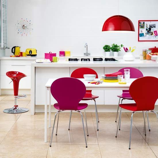 Green kitchen chairs Photo - 6