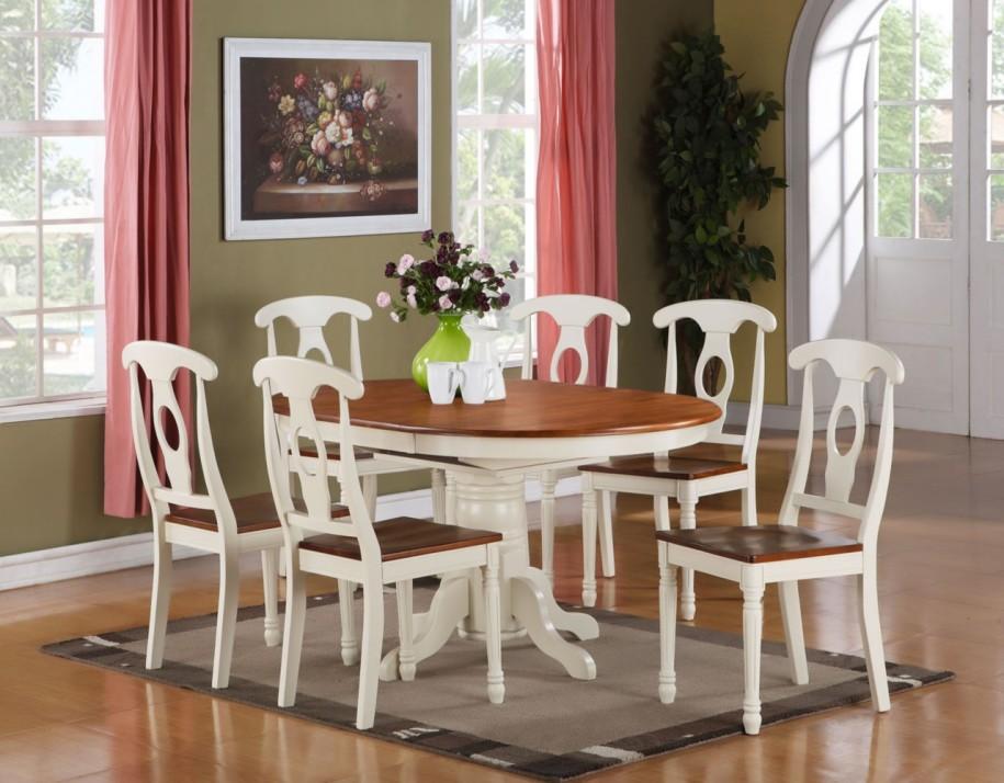 Green kitchen chairs Photo - 8