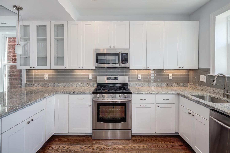 grey kitchen curtains | kitchen ideas