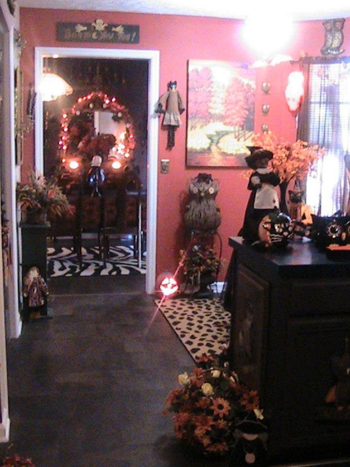 Halloween Kitchen Decor Kitchen Ideas