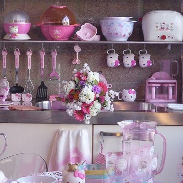 Hello kitty kitchen appliances Photo - 10