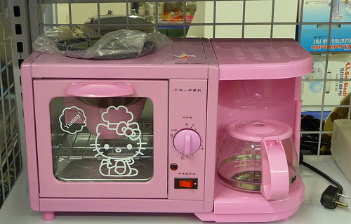 Hello kitty kitchen appliances Photo - 7
