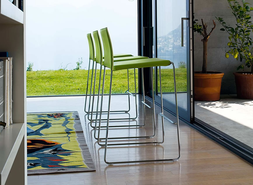High stools for kitchen Photo - 4