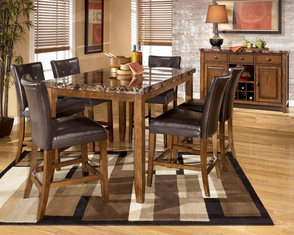 Kitchen High Top Tables Half Round Tables Wood Top High Top Table And Chairs Ashley