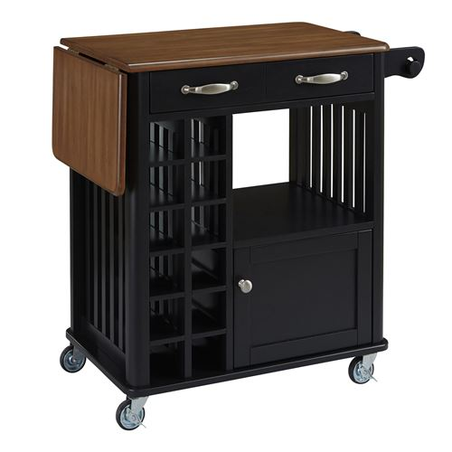 Home styles kitchen cart Photo - 9