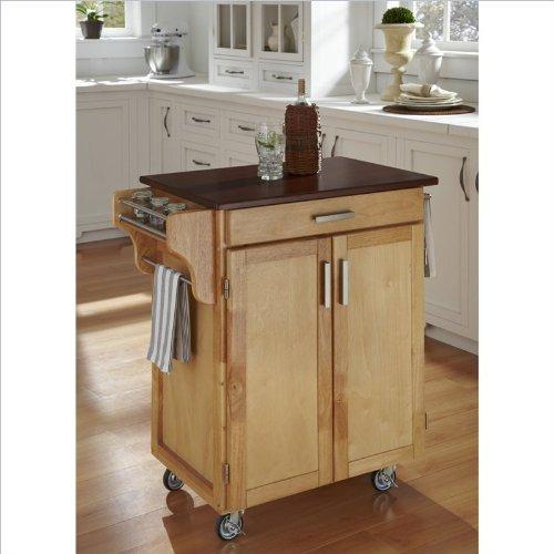 Home styles kitchen cart Photo - 11