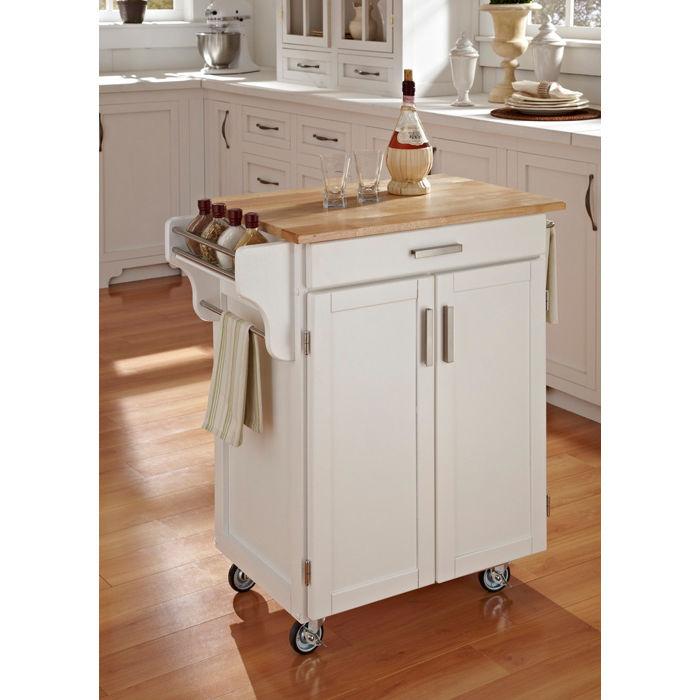 Home styles kitchen cart Photo - 12