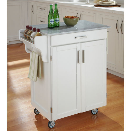Home styles kitchen cart Photo - 4
