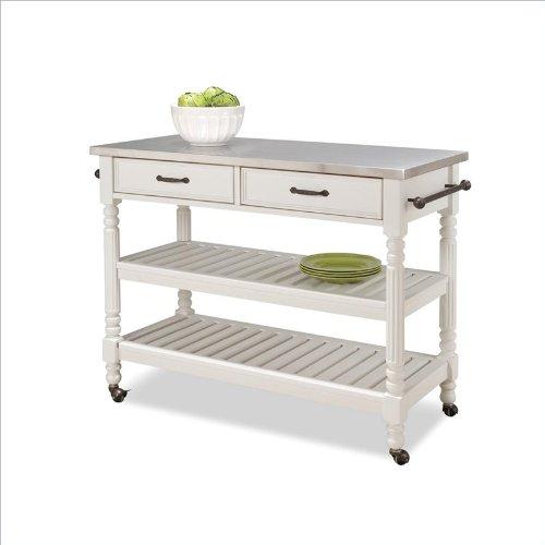 Home styles kitchen cart Photo - 7