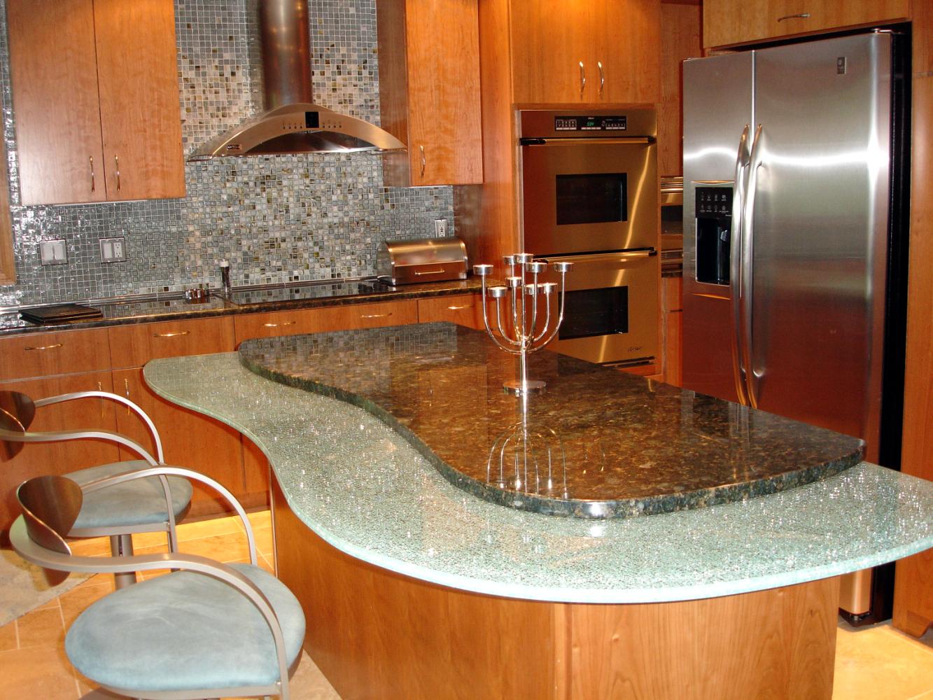 Home styles kitchen island Photo - 3