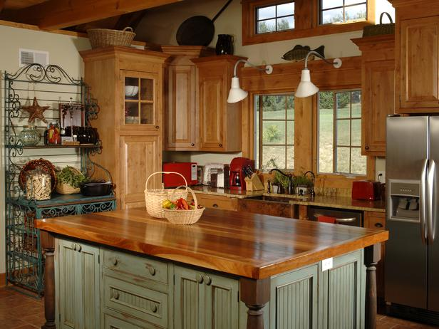 Home styles kitchen island Photo - 4