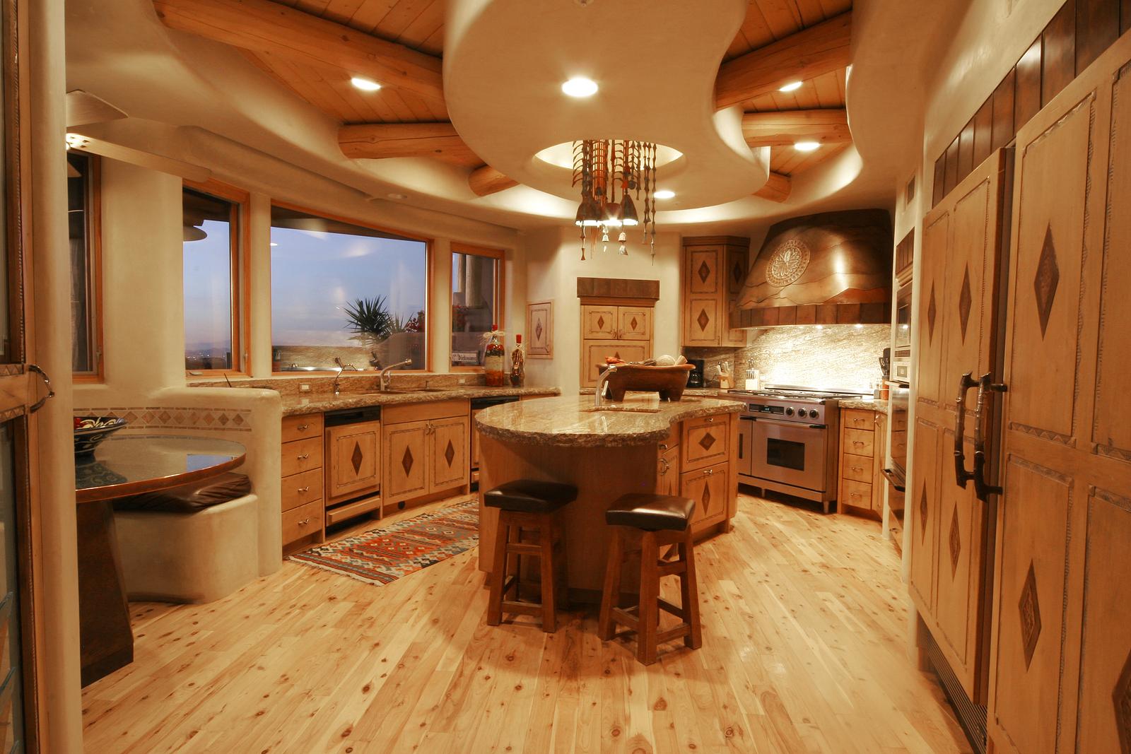 Home styles kitchen island Photo - 5