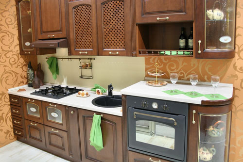 Home styles kitchen island Photo - 6