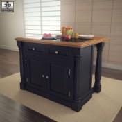 Home styles monarch kitchen island Photo - 1