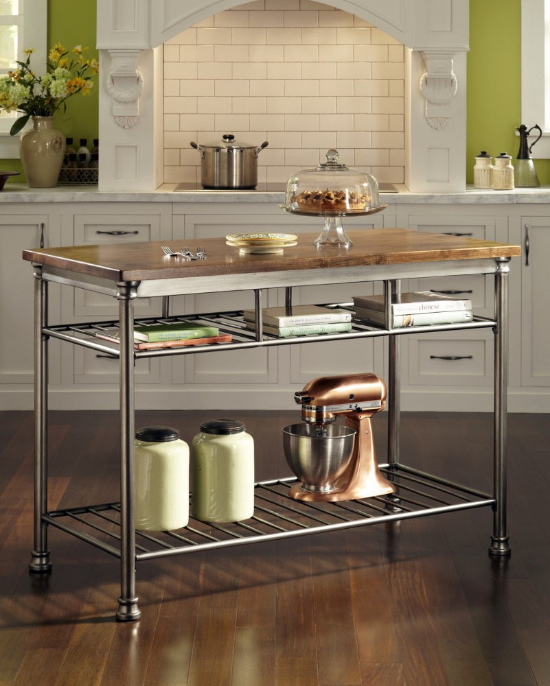 Home styles the orleans kitchen island Photo - 4