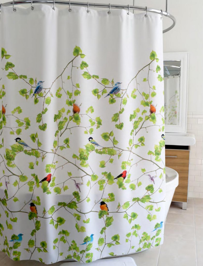 Leaves Shower Curtain Jeff Interdesign Page 8 Curtains