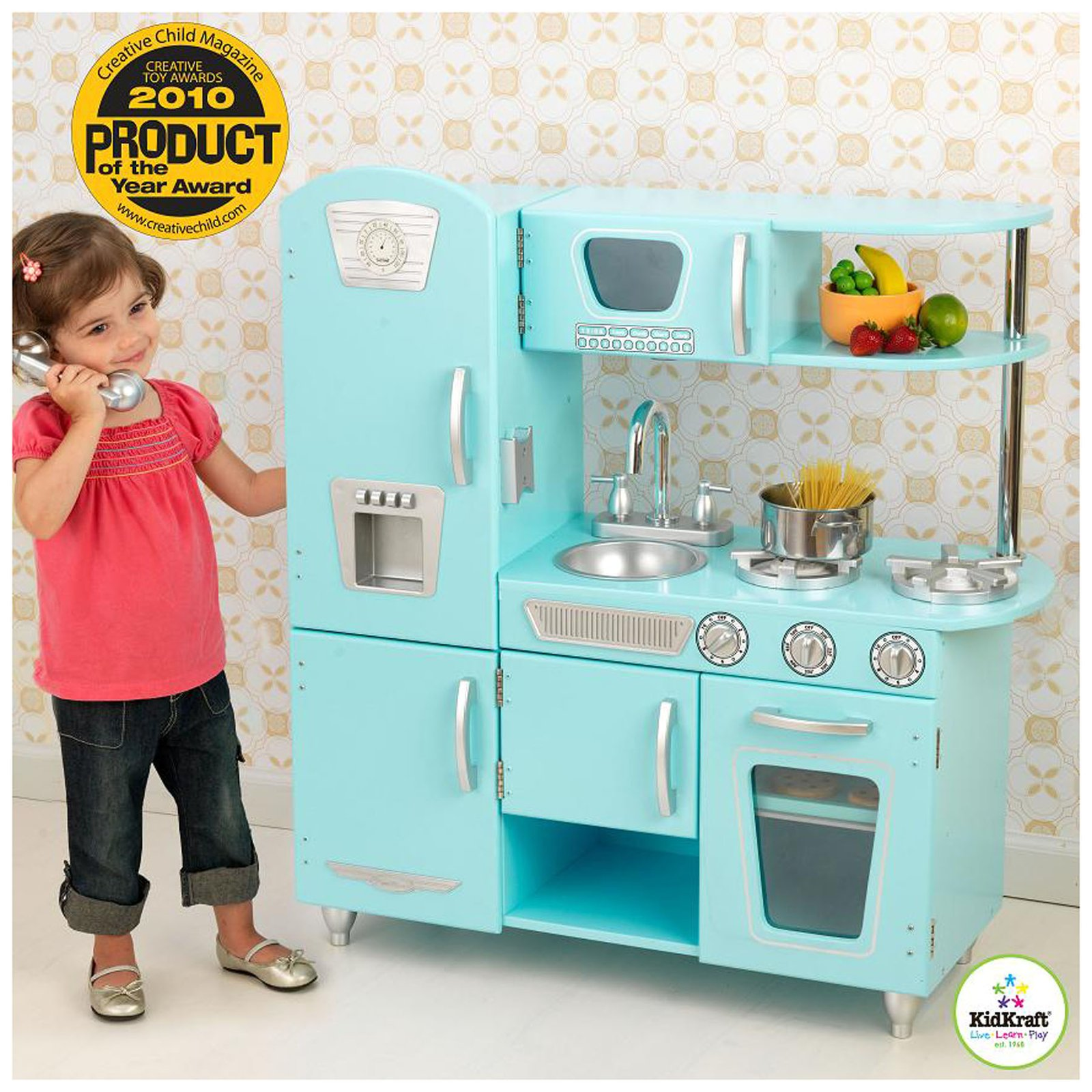 Kidcraft retro kitchen | | Kitchen ideas