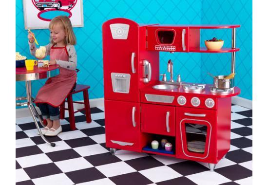Kidkraft Red Vintage Kitchen Photo