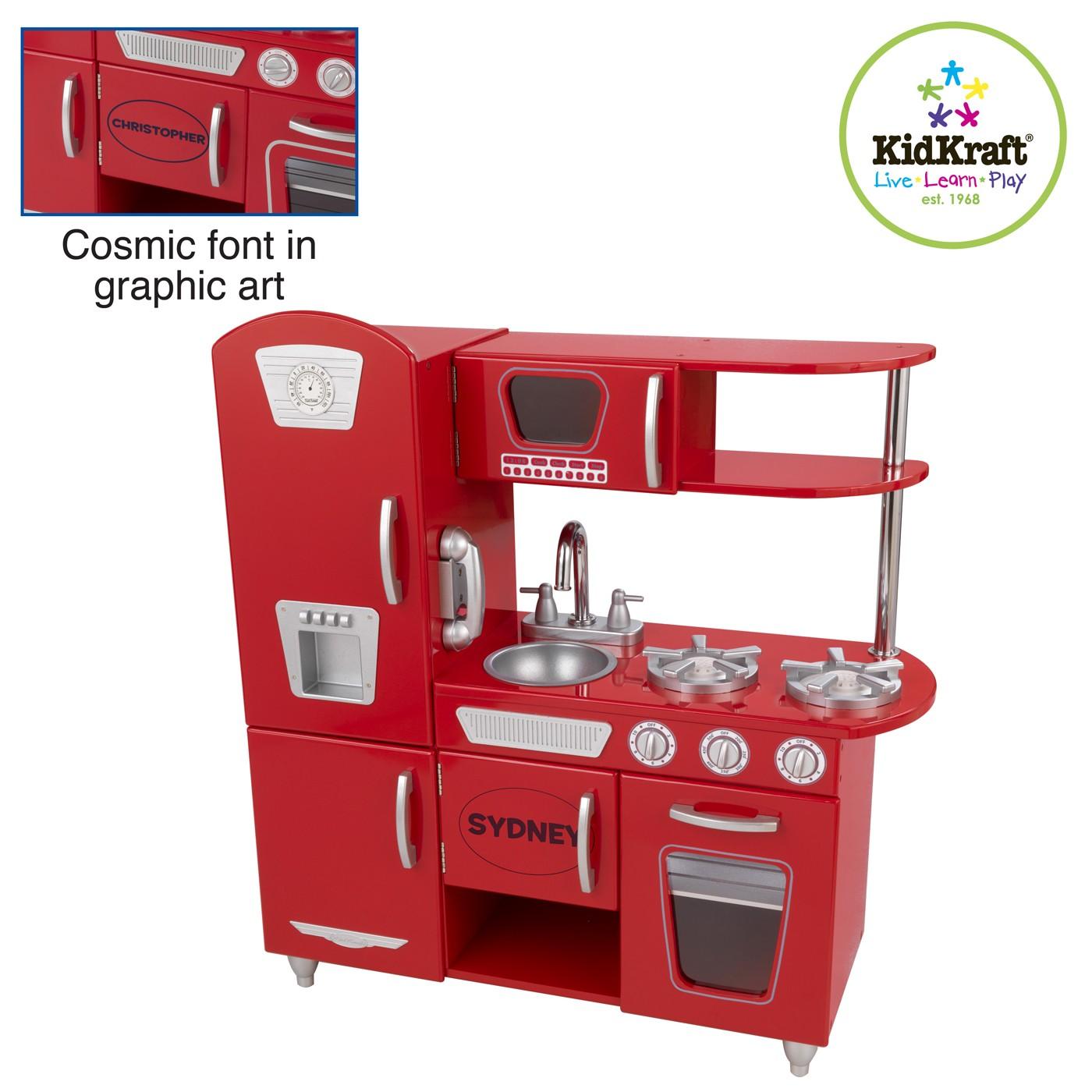 kidkraft red vintage kitchen kitchen ideas kidkraft red vintage kitchen photo 3