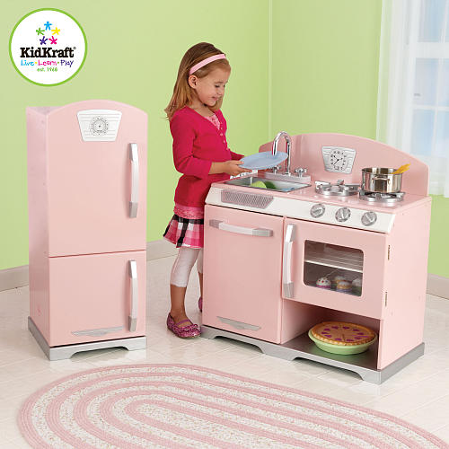 Kidkraft Retro Kitchen kidkraft retro kitchen and refrigerator | kitchen ideas