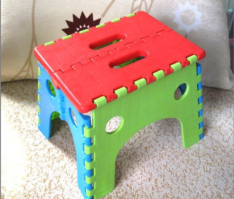 Kids kitchen step stool Photo - 12