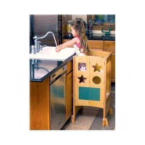 Kids kitchen stool Photo - 11