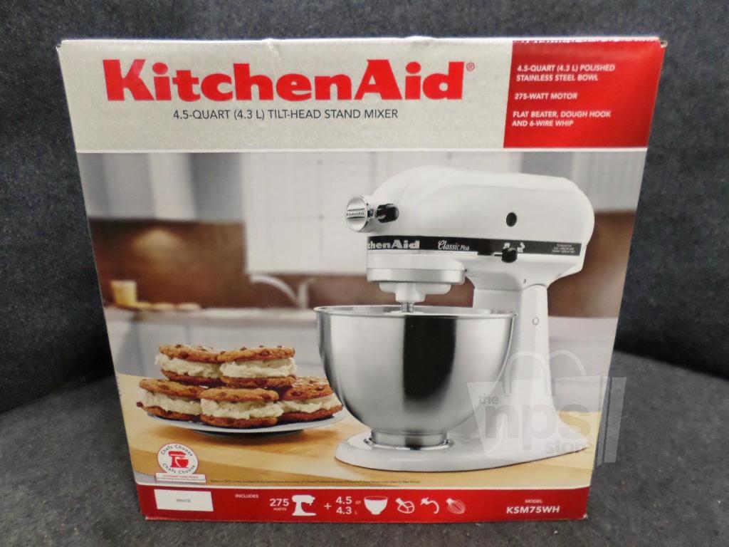 Kitchen aid classic plus mixer Photo - 5