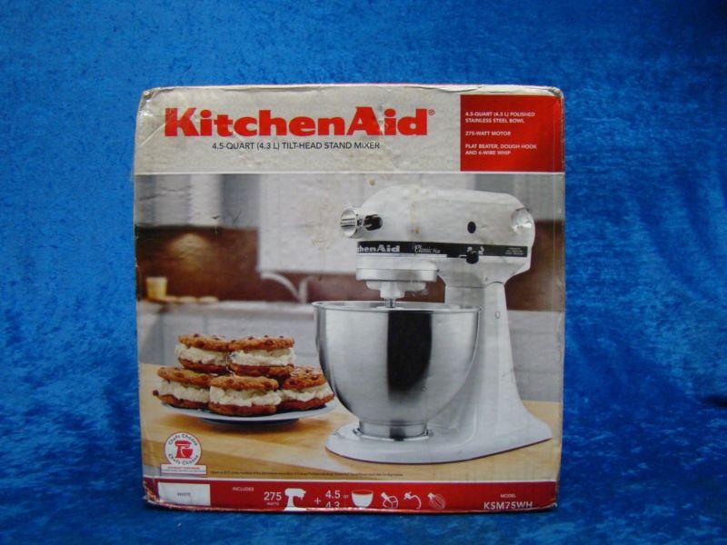 Kitchen aid classic plus stand mixer Photo - 11