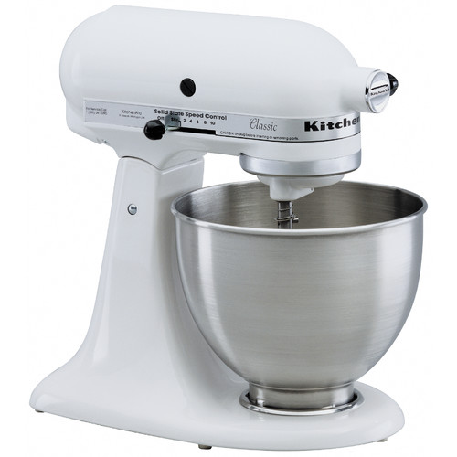 Kitchen aid classic plus stand mixer Photo - 2
