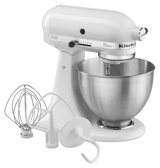 Kitchen aid classic stand mixer Photo - 6