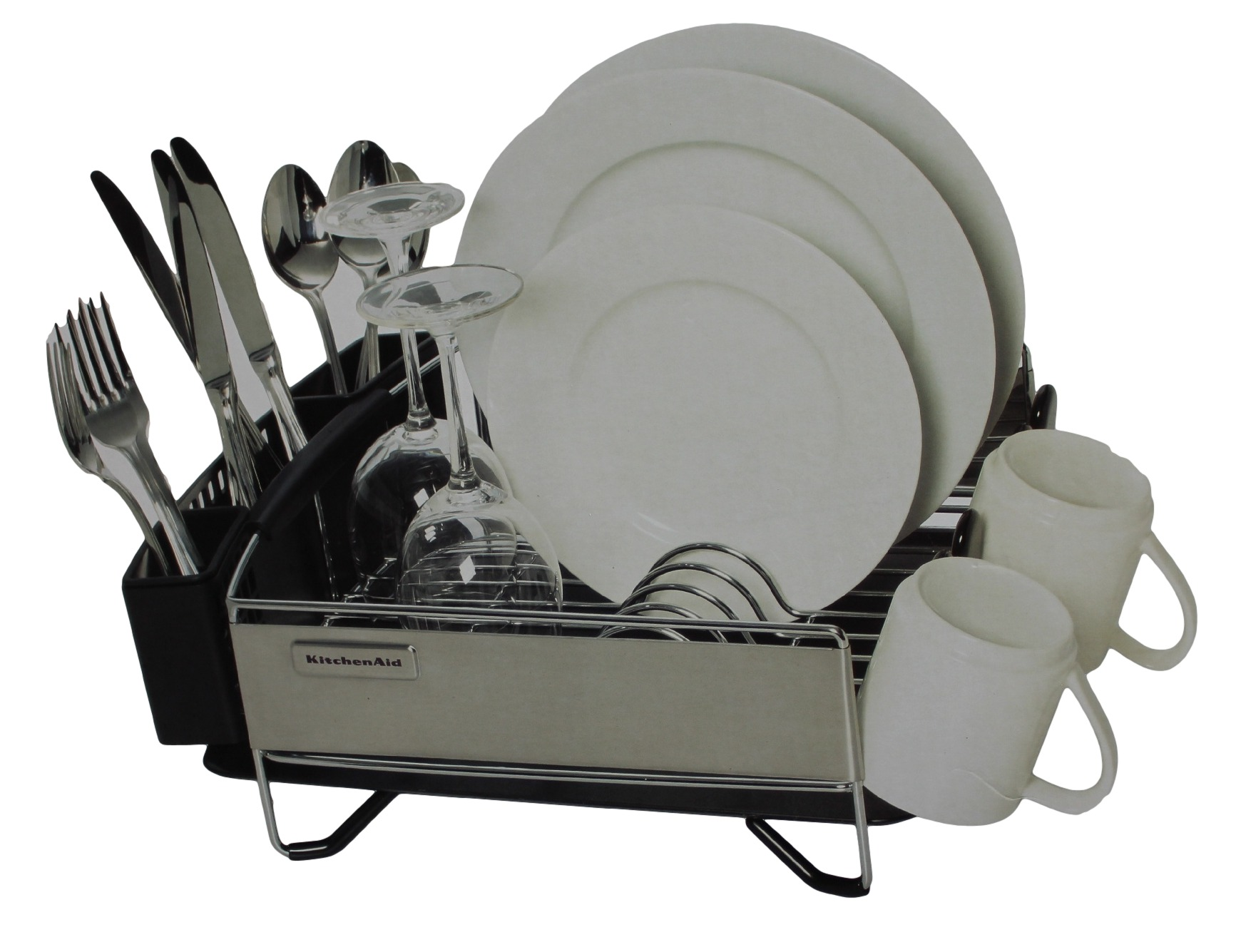 Simple Kitchenaid Dishrack Dish Drainer Photo 4 Kitchenaid Dishrack  Kitchenaid Dishrack