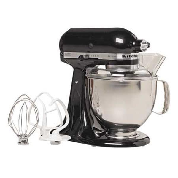 Kitchen aid mixer black Photo - 9