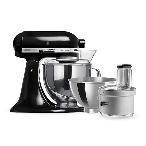 Kitchen aid mixer black Photo - 10