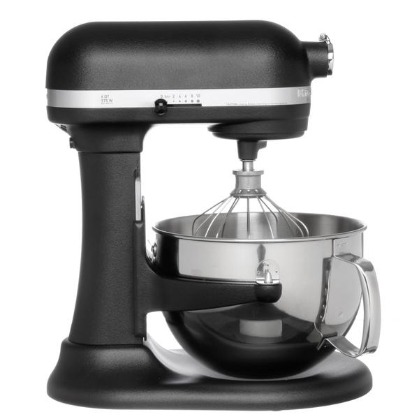 Kitchen aid mixer black Photo - 5