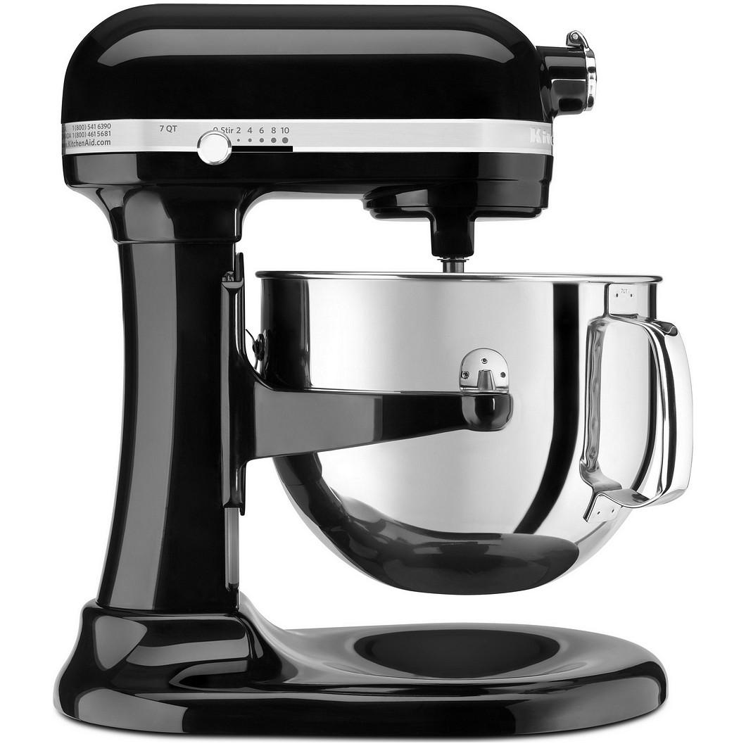 Kitchen aid mixer black Photo - 6