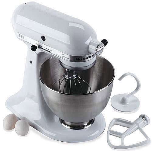 Kitchen aid mixer black Photo - 8