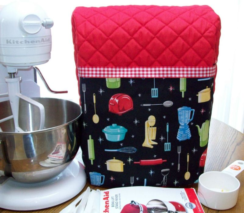Kitchen aid mixer cover Photo - 5