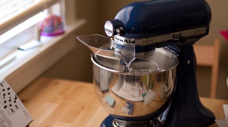 Kitchen aid mixer deals Photo - 7