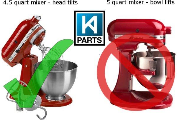 Kitchen aid mixer parts Photo - 11