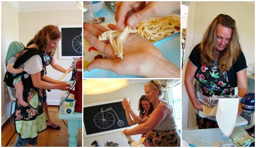 Kitchen aid mixer pasta attachment Photo - 12