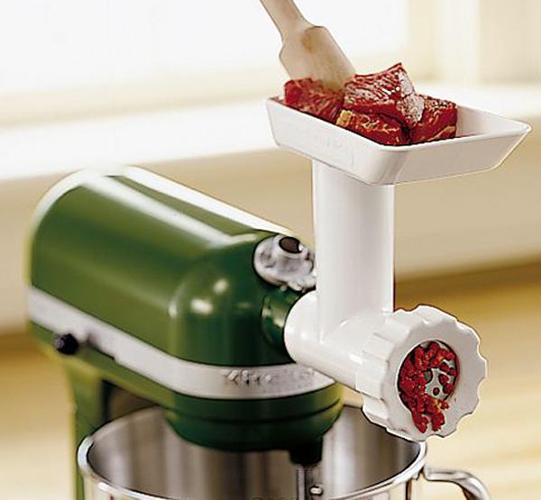 Kitchen aid mixer pasta attachment Photo - 5