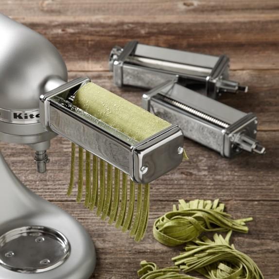 Kitchen aid mixer pasta attachment Photo - 7