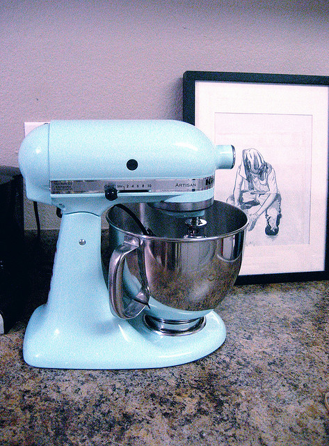 Kitchen aid mixer sizes Photo - 4